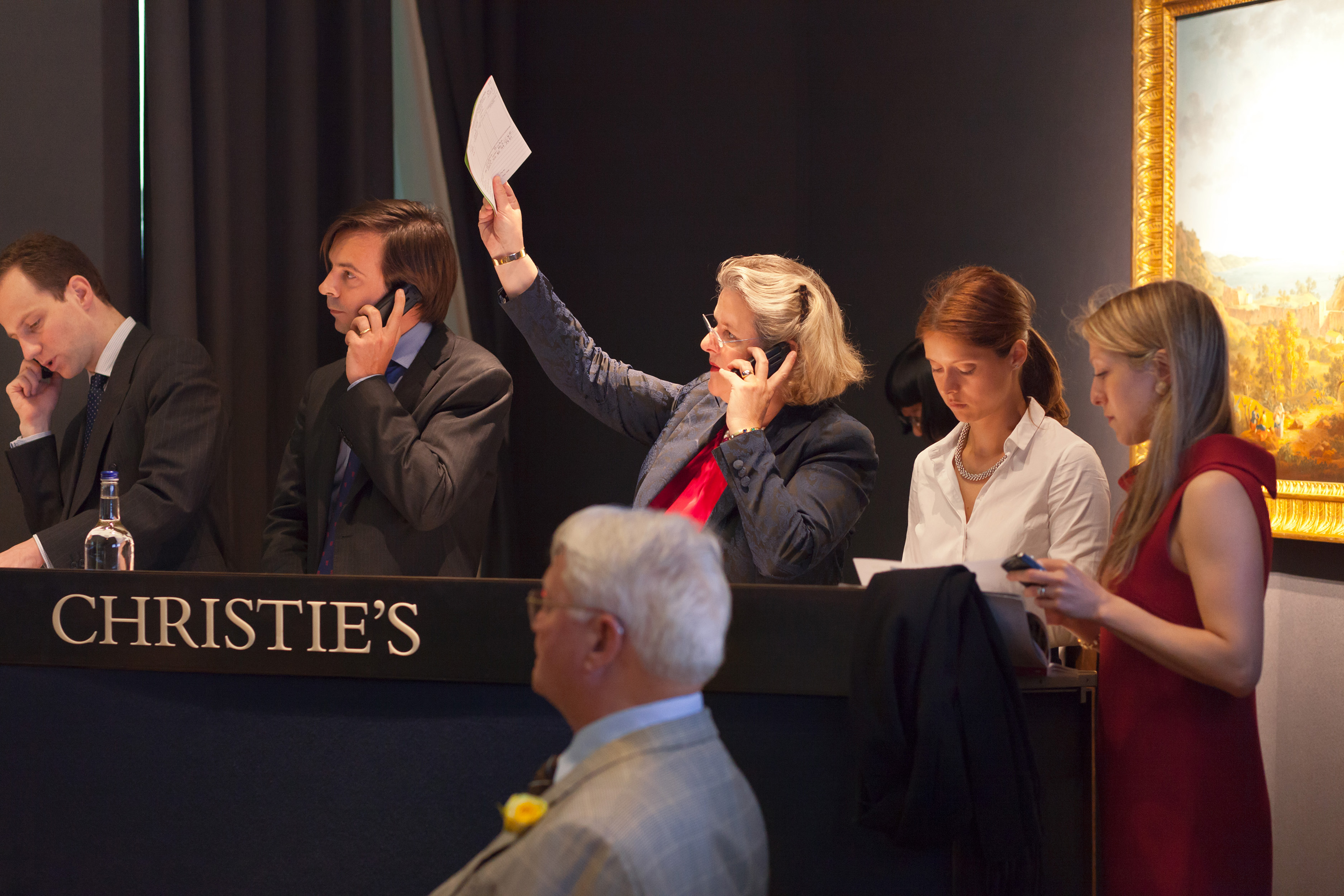 sothebys christies auction house scandal - HD3750×2500