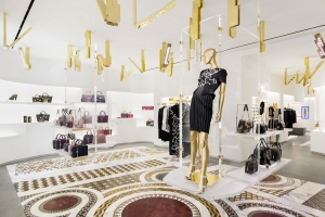 Versace Paris - Jamie Fobert Architects