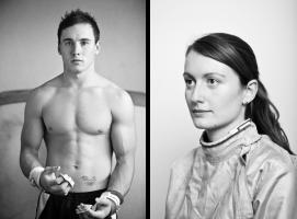 Daniel Keatings & Chrystall Nicoll - Olympians