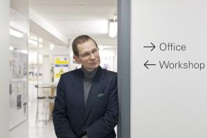 Mark Adams - CEO of Vitsoe