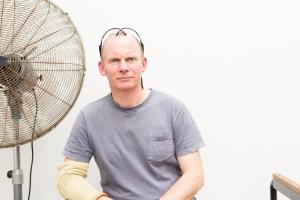 Michael Ruh - Master glass blower