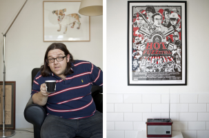 Nick Frost - British Comedian