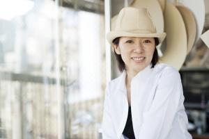 Ohko Ishida - Hat Designer