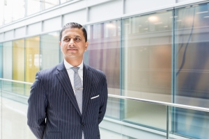 Faisel Uddin - Head of Infrastructure, Commerzbank