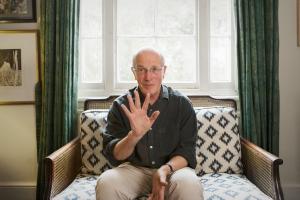 Iain Sinclair - Writer and filmmaker