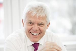 Dr. Claus-Otto Zacharias - CFO of LEIFHEIT