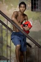 Boxer, Rafael Trejo Gym - Personal Project