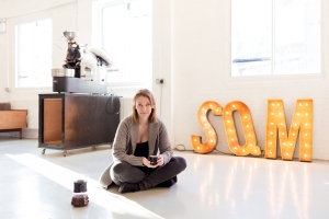 Anette Moldvaer - Co-founder of Square Mile coffee