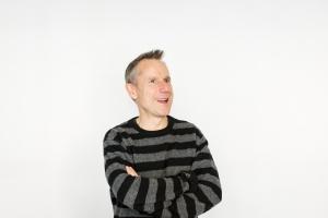 Jeremy Hardy - Comedian