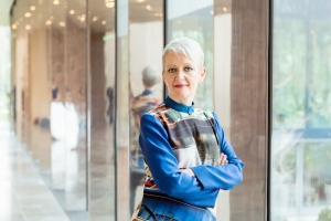 Maria Balshaw - Director of the Tate art museums galleries