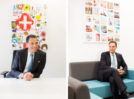PETER Fankhauser - CEO of Thomas Cook