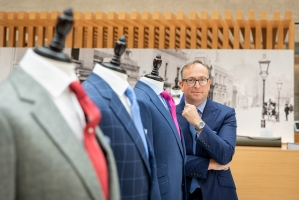 Simon H Cundey - Director of Henry Poole & Co