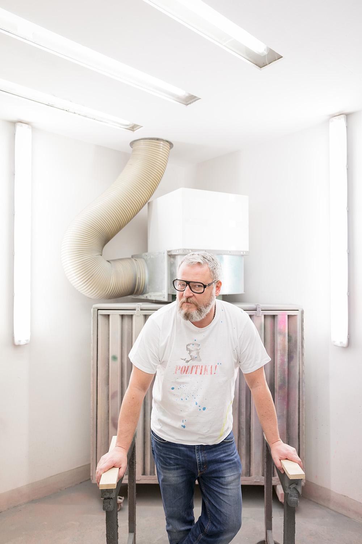 Tobias Rehberger - Sculptor
